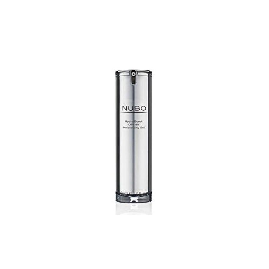 積極的に排他的ステートメントNubo Hydro Boost Oil Free Moisturising Gel (30ml) (Pack of 6) - 水力ブーストオイルフリーの保湿ジェル(30ミリリットル) x6 [並行輸入品]