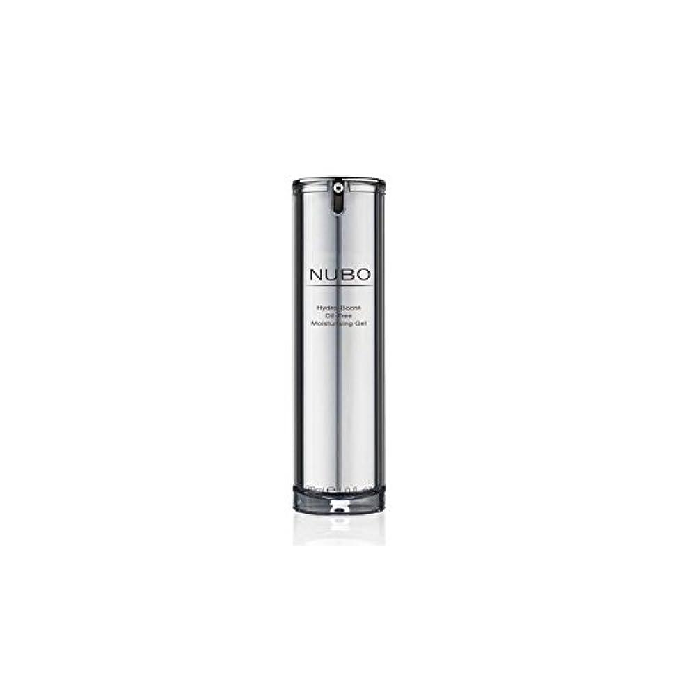 しゃがむ冷笑する湿原Nubo Hydro Boost Oil Free Moisturising Gel (30ml) (Pack of 6) - 水力ブーストオイルフリーの保湿ジェル(30ミリリットル) x6 [並行輸入品]