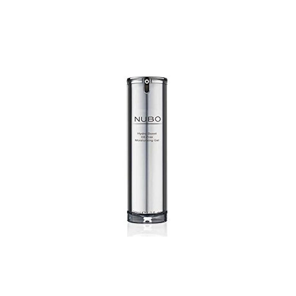 水力ブーストオイルフリーの保湿ジェル(30ミリリットル) x2 - Nubo Hydro Boost Oil Free Moisturising Gel (30ml) (Pack of 2) [並行輸入品]