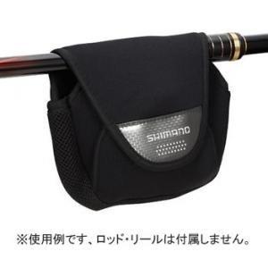 シマノ リールガード [スピニング用] PC-031L ブラック S 785794
