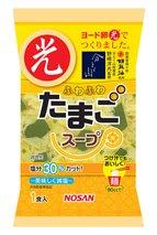 ヨード卵光 ふわふわたまごスープ(5食入)【4袋セット】日本農産工業