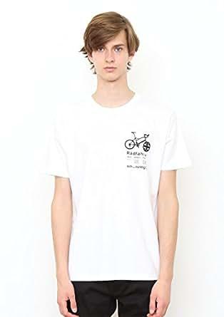 (グラニフ)graniph ベーシック Tシャツ / UKバイシクル ( ホワイト ) SS