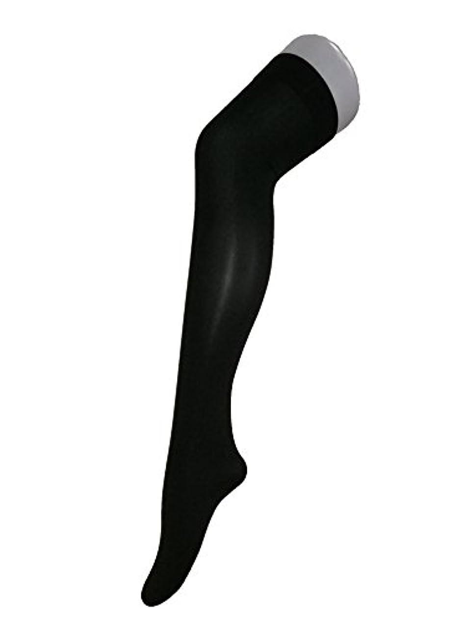 奴隷受け皿走るCOSCO ストッキング ソックス ニーソックス 膝上タイプ 60CM 着圧 美脚