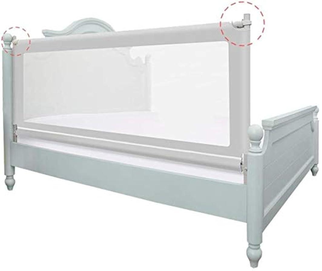 トリクル耐えられる転用LF- ベッドフェンス、ベビーベッドガードレール、ドロッププルーフベッドの柵、赤ちゃん秋プルーフベッドレール、2メートルユニバーサルベッドバッフル 実用的な (Size : 200cm)