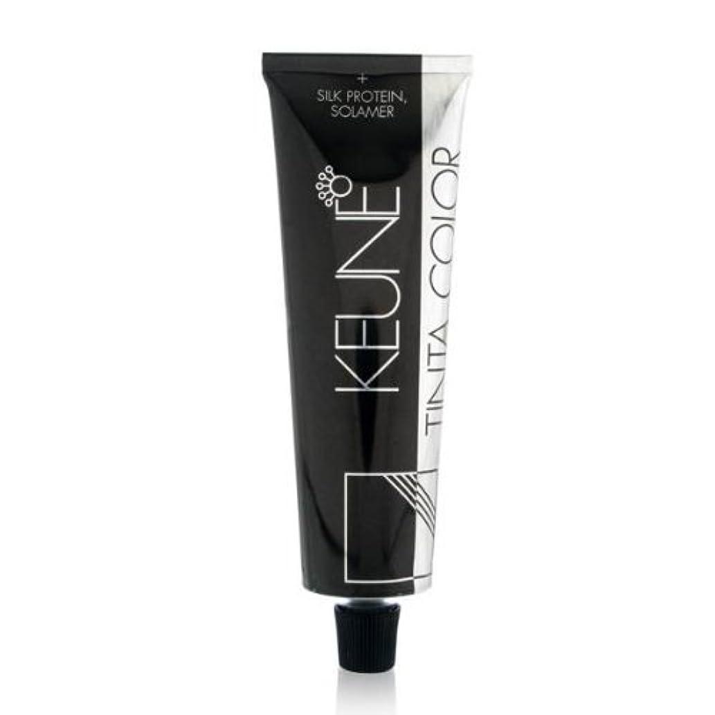 ワイン分析的テロKeune Tinta Color + Silk Protein Hair Color 10 Lightest Blonde by Keune [並行輸入品]
