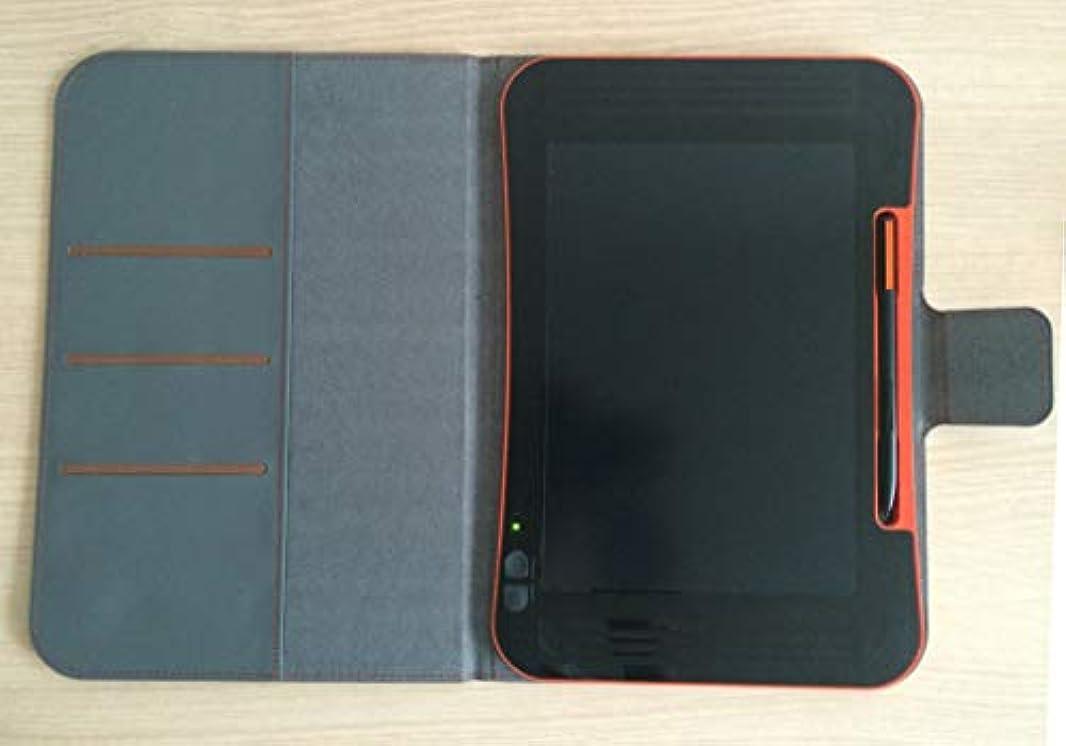 レビュースラッシュ道徳ポートフォリオケースfor Boogie Board SYNC 9.7 LCD Writing Tablet