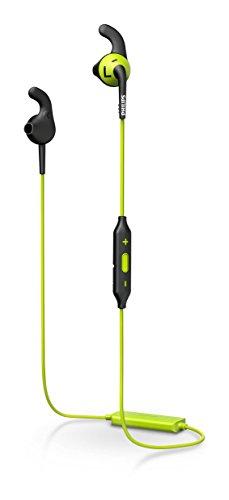 【国内正規品】PHILIPS SHQ6500 ワイヤレスBluetoothスポーツイヤホン (グリーン)