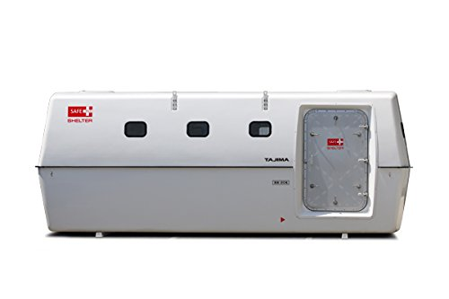 浮揚式津波洪水対策用シェルターSAFE+(セーフプラス)600シリーズ 推奨仕様 -