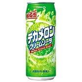 ポッカ デカメロンクリームソーダ500ml缶×24本入×(2ケース)