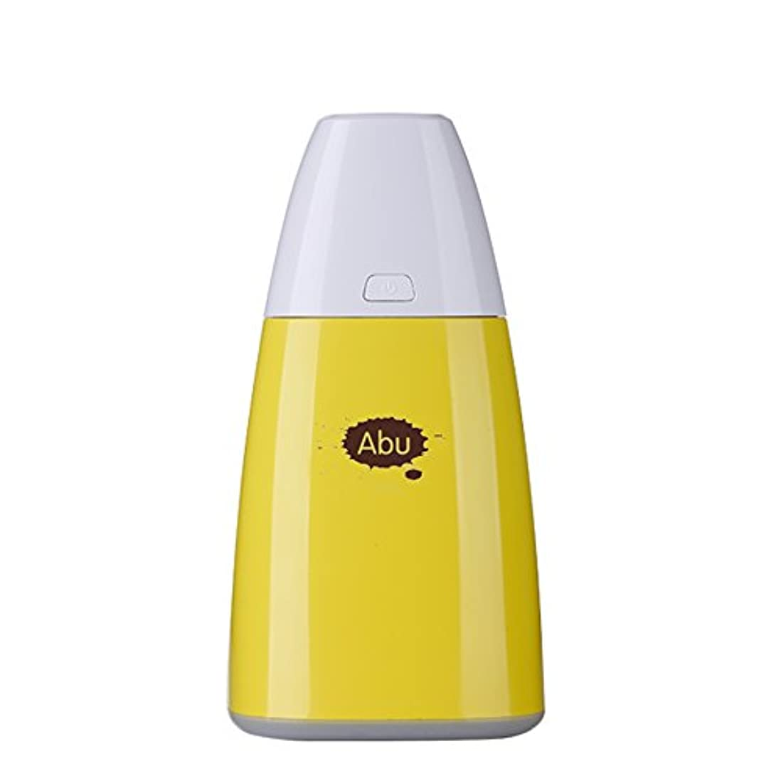 普遍的な受粉者重々しいRakuby 250ml USBポータブル アロマ セラピーエッセンシャルオイル ディフューザー ミニ 超音波 クールミスト加湿器 カラフル LEDライト ホームオフィス 寝室用