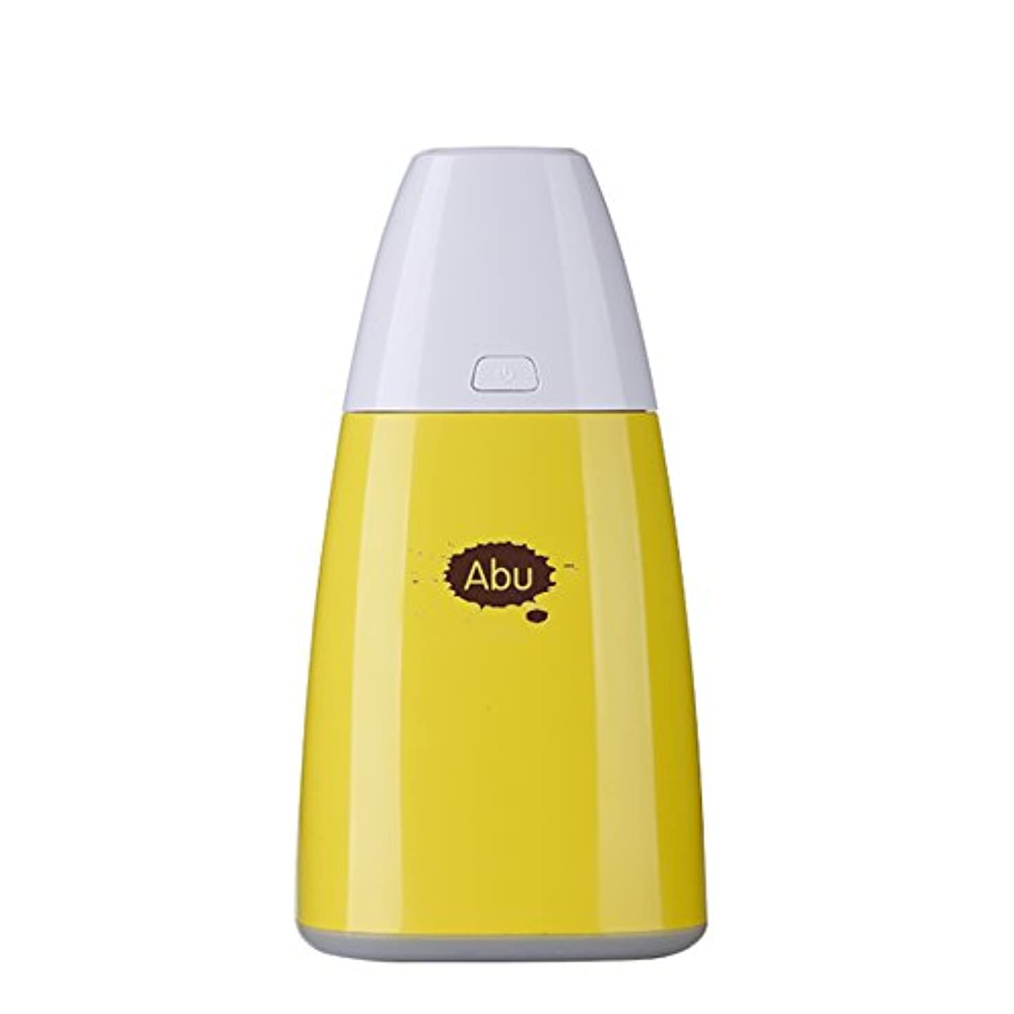 Rakuby 250ml USBポータブル アロマ セラピーエッセンシャルオイル ディフューザー ミニ 超音波 クールミスト加湿器 カラフル LEDライト ホームオフィス 寝室用