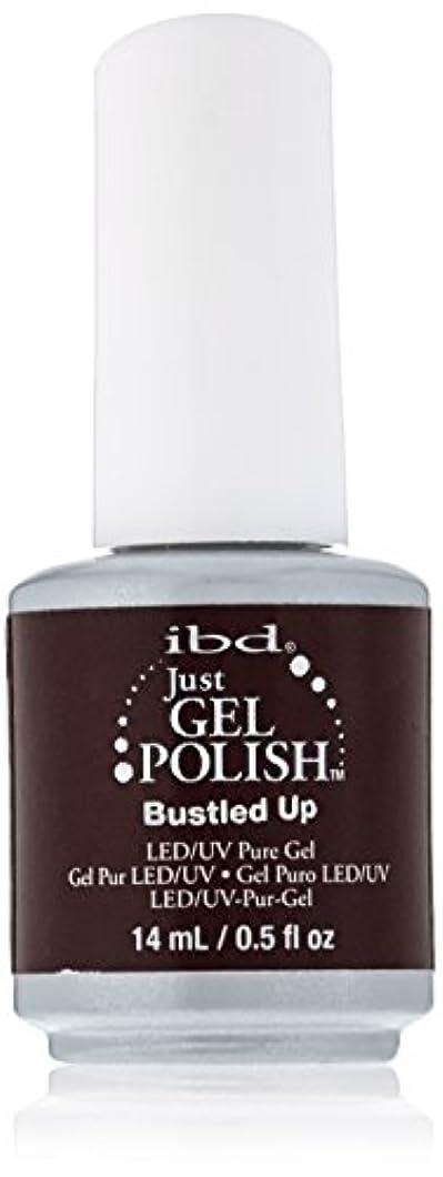 悪のささいなクロールibd Just Gel Nail Polish - Bustled Up - 14ml / 0.5oz
