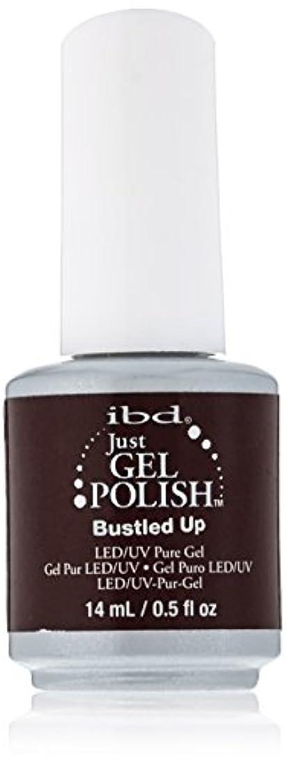 釈義こだわり加害者ibd Just Gel Nail Polish - Bustled Up - 14ml / 0.5oz