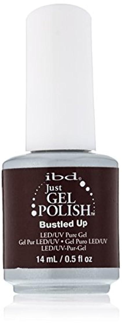 昆虫シアー出席するibd Just Gel Nail Polish - Bustled Up - 14ml / 0.5oz