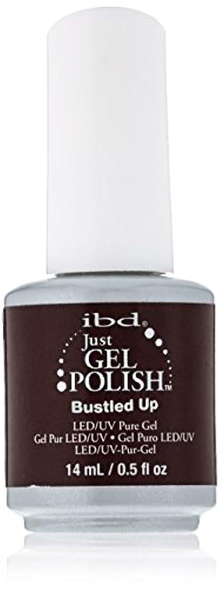 現代のミュウミュウシンカンibd Just Gel Nail Polish - Bustled Up - 14ml / 0.5oz