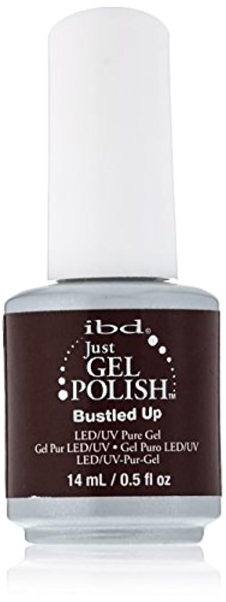 手のひらスリーブペルメルibd Just Gel Nail Polish - Bustled Up - 14ml / 0.5oz