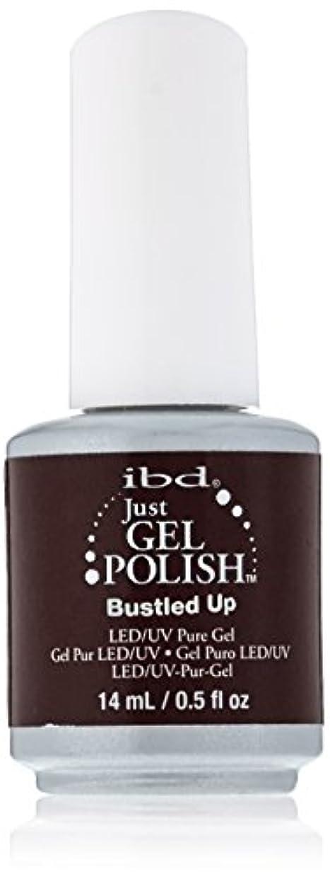 満足幻滅する国勢調査ibd Just Gel Nail Polish - Bustled Up - 14ml / 0.5oz