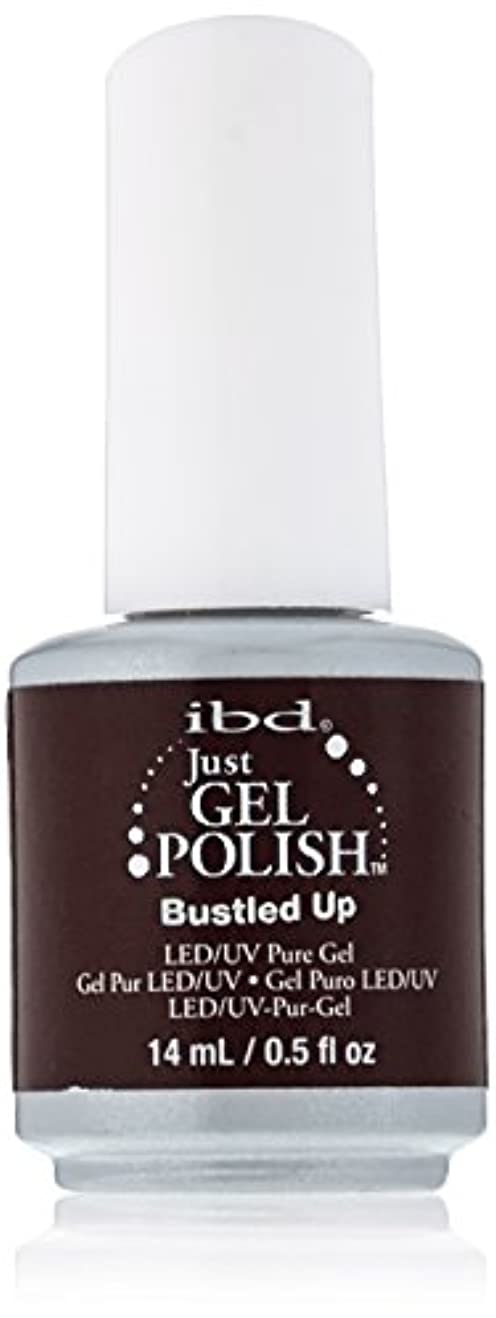 ヘルメット通信する蒸留するibd Just Gel Nail Polish - Bustled Up - 14ml / 0.5oz
