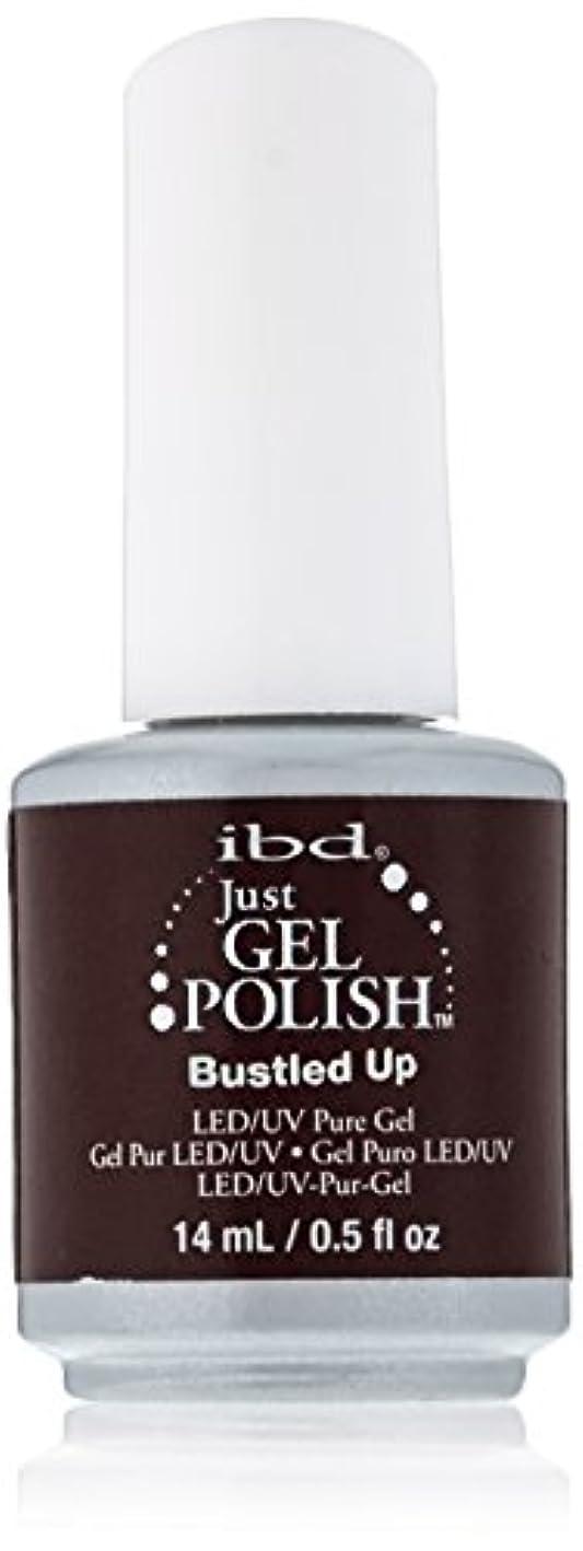 ibd Just Gel Nail Polish - Bustled Up - 14ml / 0.5oz