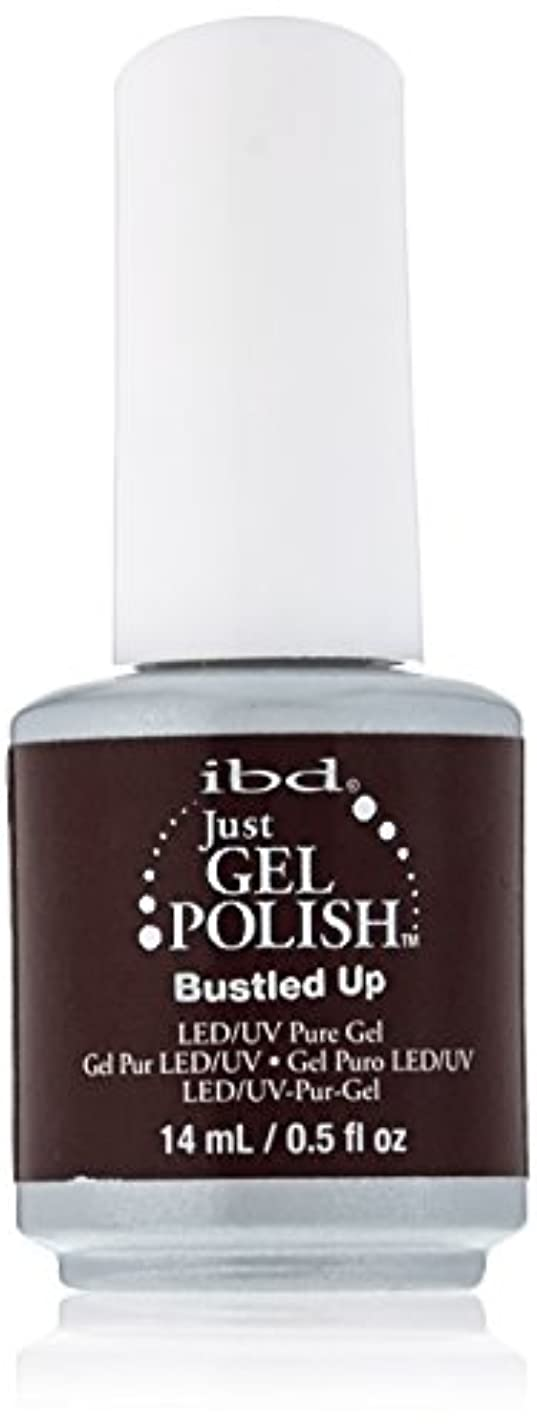 エレガント書道アラブサラボibd Just Gel Nail Polish - Bustled Up - 14ml / 0.5oz
