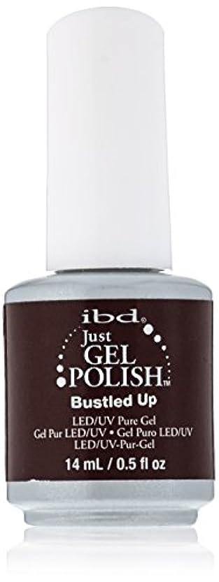 ボウル熱帯の実験をするibd Just Gel Nail Polish - Bustled Up - 14ml / 0.5oz