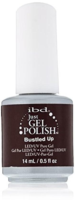 評議会ストレッチ遊び場ibd Just Gel Nail Polish - Bustled Up - 14ml / 0.5oz