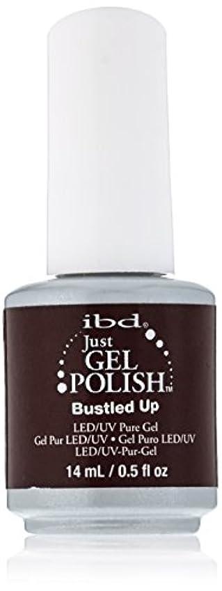 めまいが懐疑論白鳥ibd Just Gel Nail Polish - Bustled Up - 14ml / 0.5oz