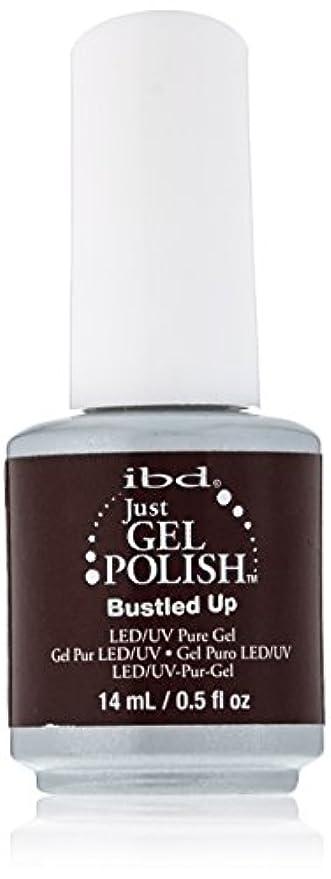 おっとシルエットソケットibd Just Gel Nail Polish - Bustled Up - 14ml / 0.5oz
