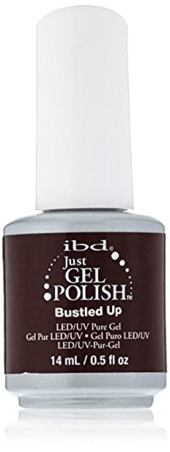 構造的レオナルドダ野なibd Just Gel Nail Polish - Bustled Up - 14ml / 0.5oz