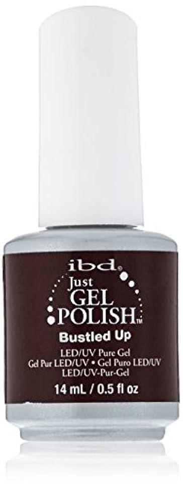 袋しゃがむスケジュールibd Just Gel Nail Polish - Bustled Up - 14ml / 0.5oz