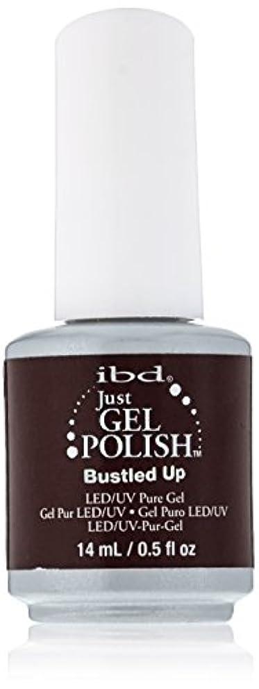 廊下グラス素晴らしいibd Just Gel Nail Polish - Bustled Up - 14ml / 0.5oz
