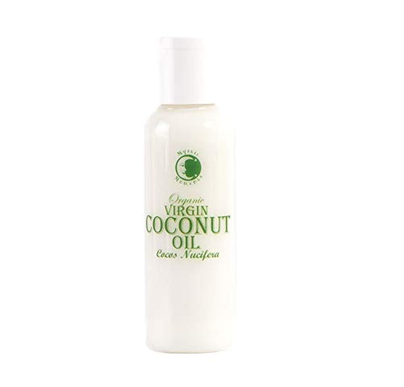 撤退お父さんれるMystic Moments   Coconut Virgin Organic Carrier Oil - 250ml - 100% Pure