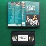 GIORGIO GABER - IL TEATRO CANZONE da Storie Del Signor G (VHS) Formato: VHS