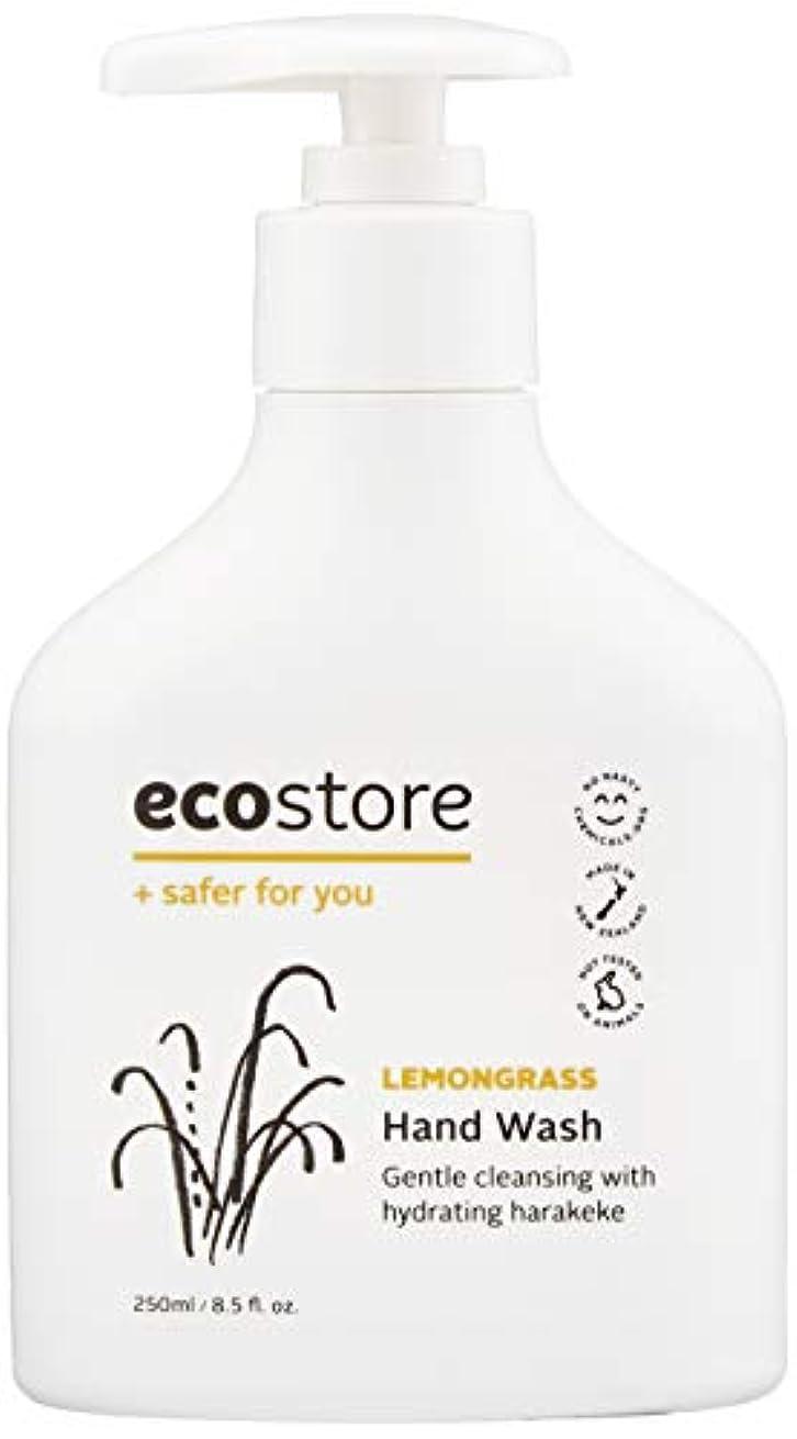 活気づくマート地球ecostore(エコストア) ハンドウォッシュ 【レモングラス】 250ml 液体タイプ