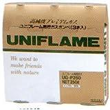 ユニフレーム(UNIFLAME) プレミアムガス(3本) 650042 [HTRC 2.1]