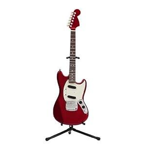 けいおん! Guitar Collection 梓モデル ムスタングType E ギタースタンド付き