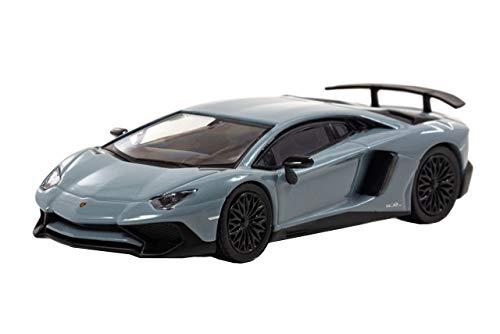 1/64 CARNEL Lamborghini Aventador SV [グレー]