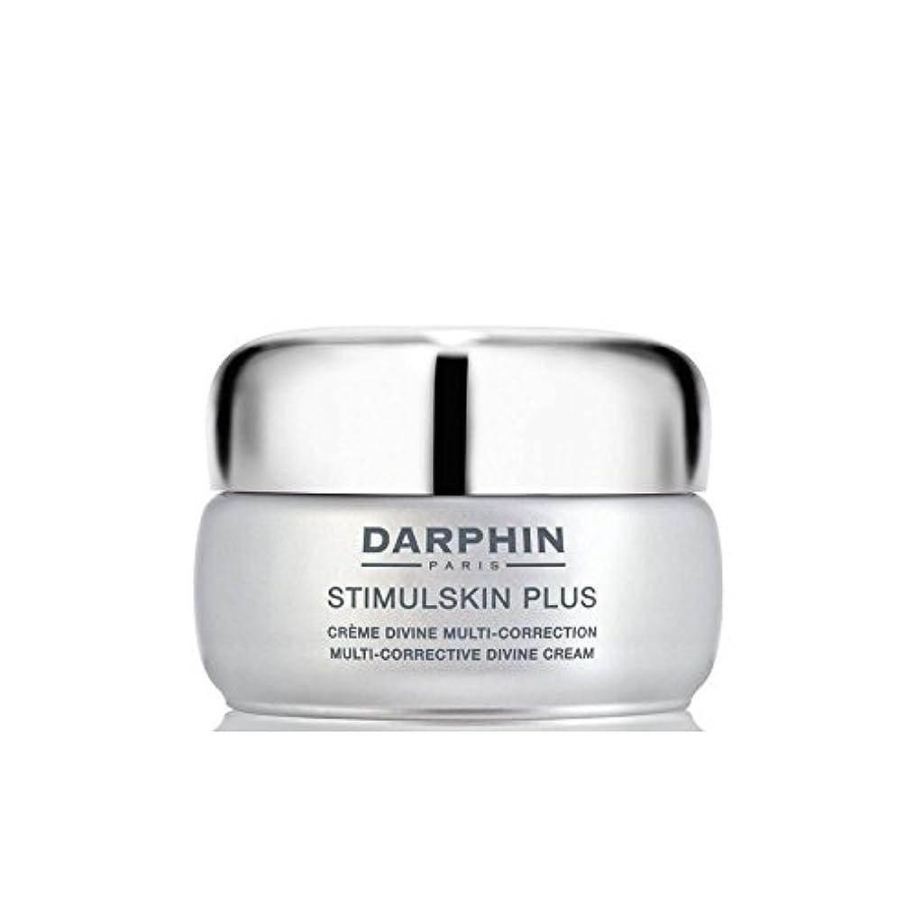 ライオネルグリーンストリート保険登るダルファンスティプラスマルチ是正神のクリーム x2 - Darphin Stimulskin Plus Multi-Corrective Divine Cream (Pack of 2) [並行輸入品]