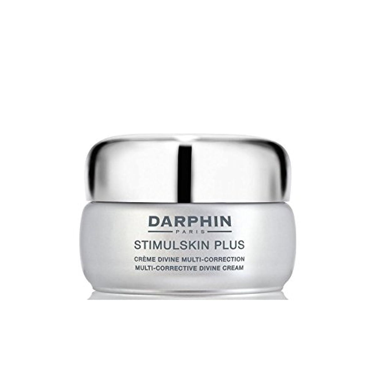 サンダルペフスチュワードDarphin Stimulskin Plus Multi-Corrective Divine Cream (Pack of 6) - ダルファンスティプラスマルチ是正神のクリーム x6 [並行輸入品]