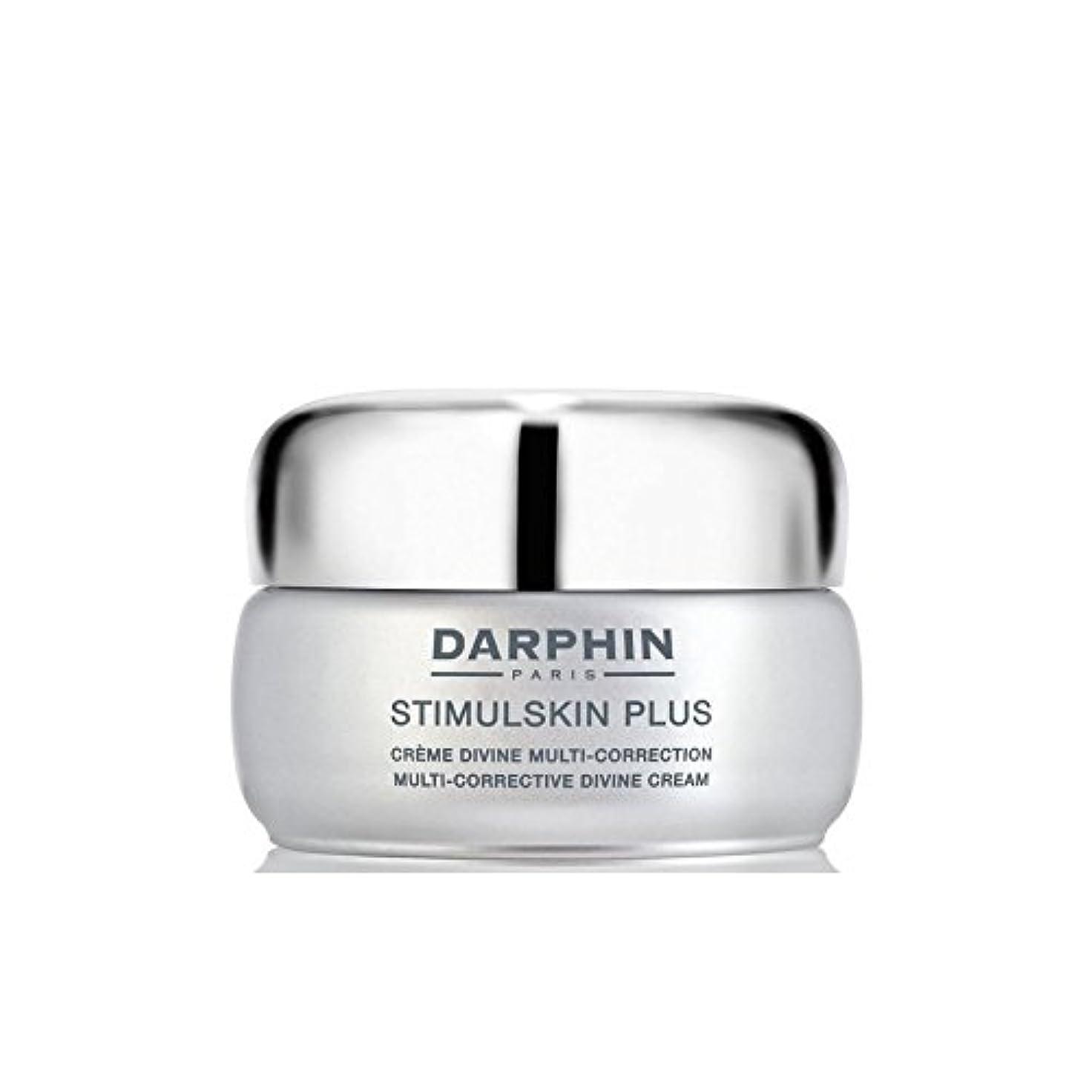 ピアノを弾く蒸留意気込みDarphin Stimulskin Plus Multi-Corrective Divine Cream (Pack of 6) - ダルファンスティプラスマルチ是正神のクリーム x6 [並行輸入品]