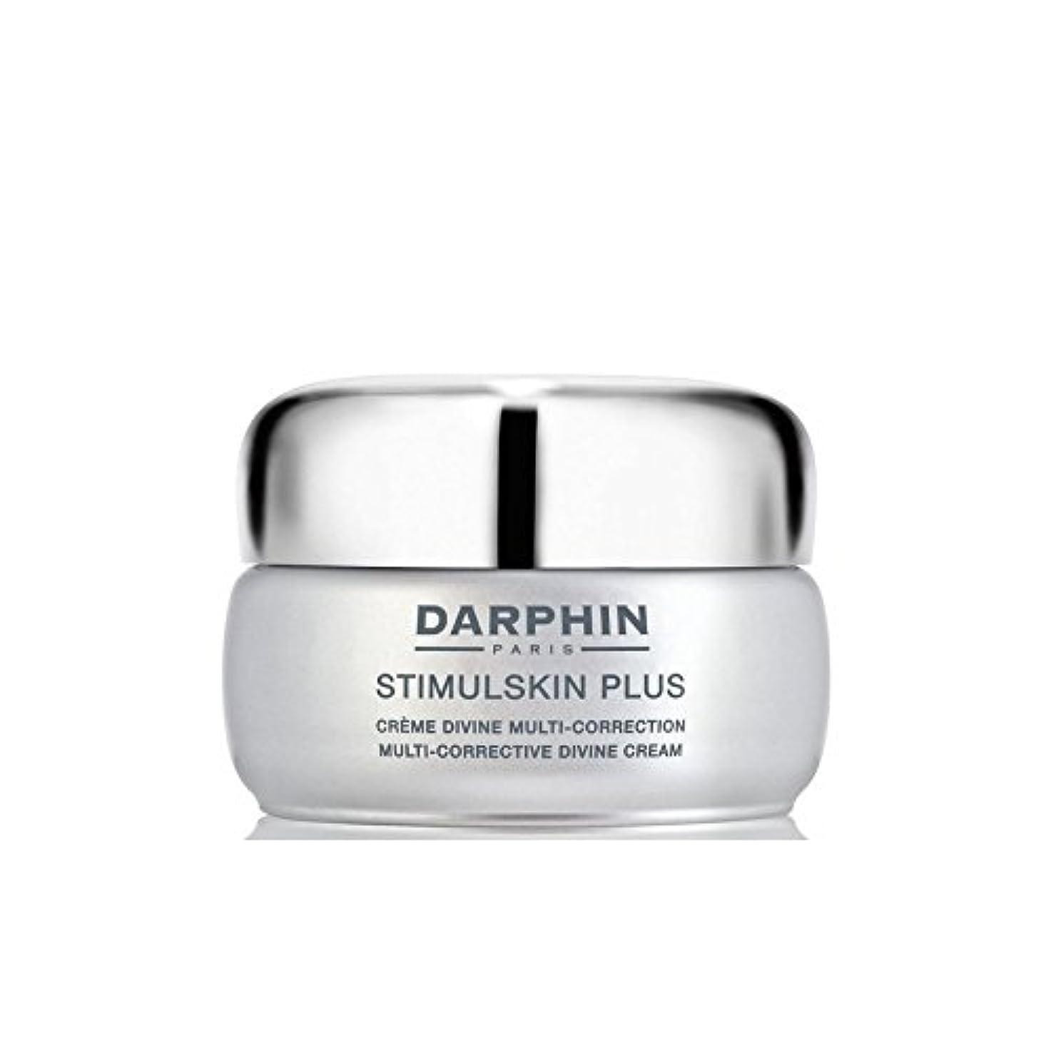 したい苦痛主流Darphin Stimulskin Plus Multi-Corrective Divine Cream (Pack of 6) - ダルファンスティプラスマルチ是正神のクリーム x6 [並行輸入品]