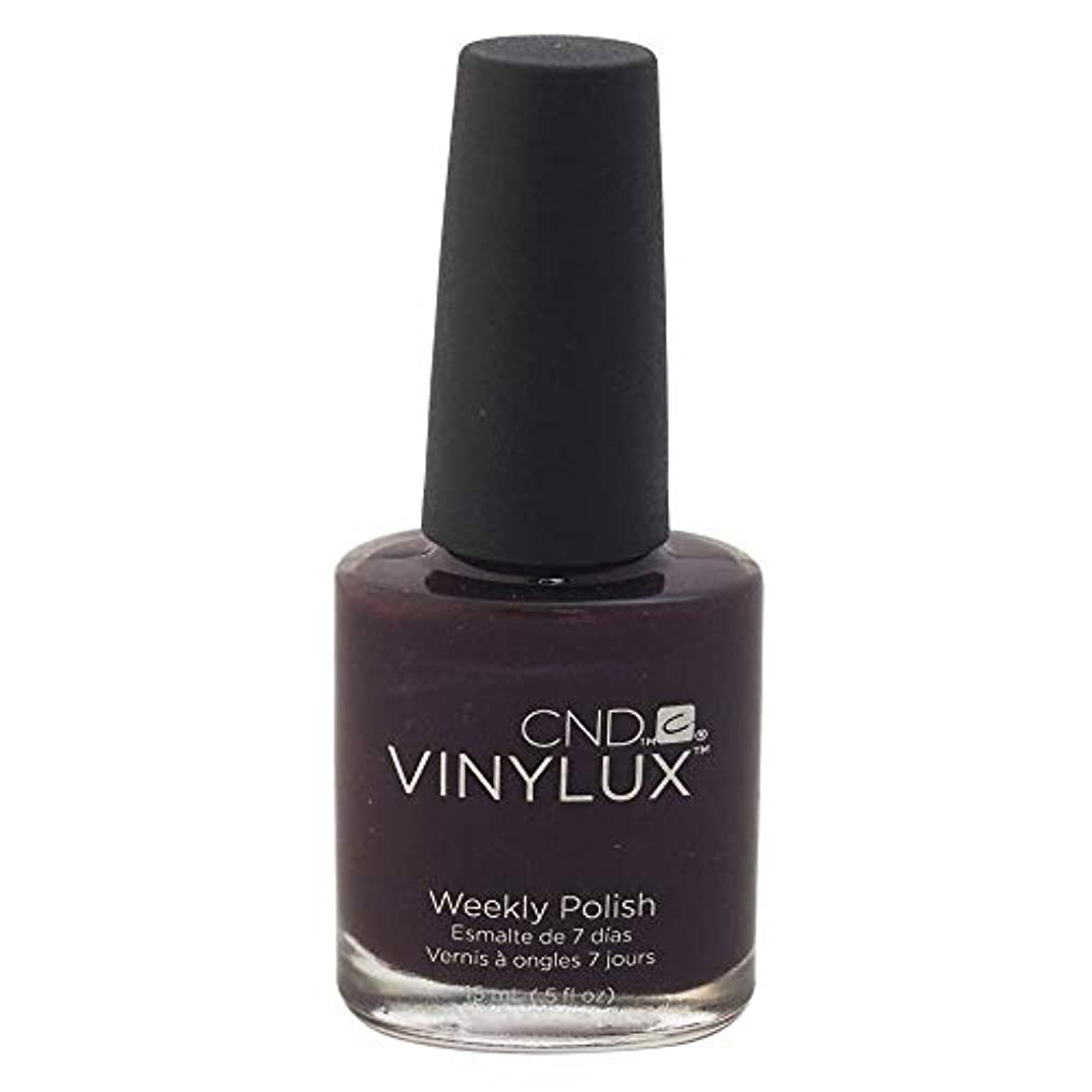 統計的ダムしかしCND Vinylux Long Wear Nail Polish (No Lamp Required), 15 ml, Purple, Plum Paisley