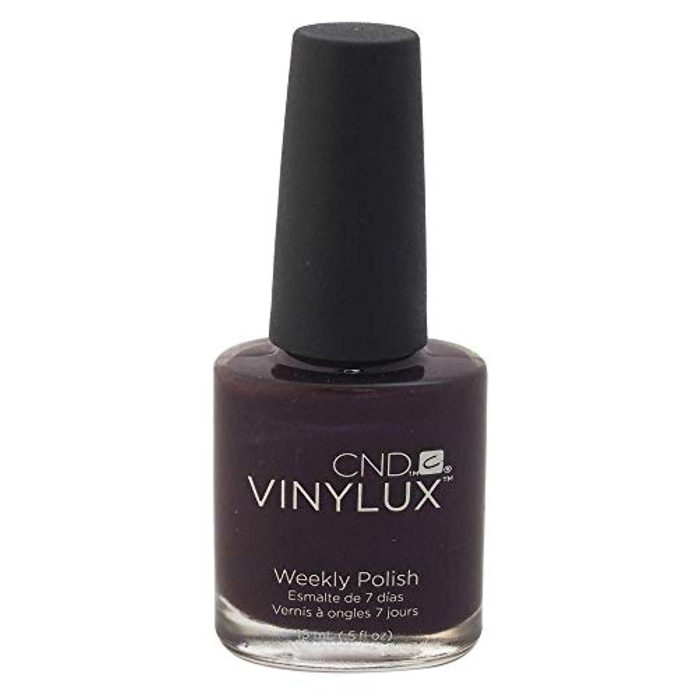 欠如未満予定CND Vinylux Long Wear Nail Polish (No Lamp Required), 15 ml, Purple, Plum Paisley
