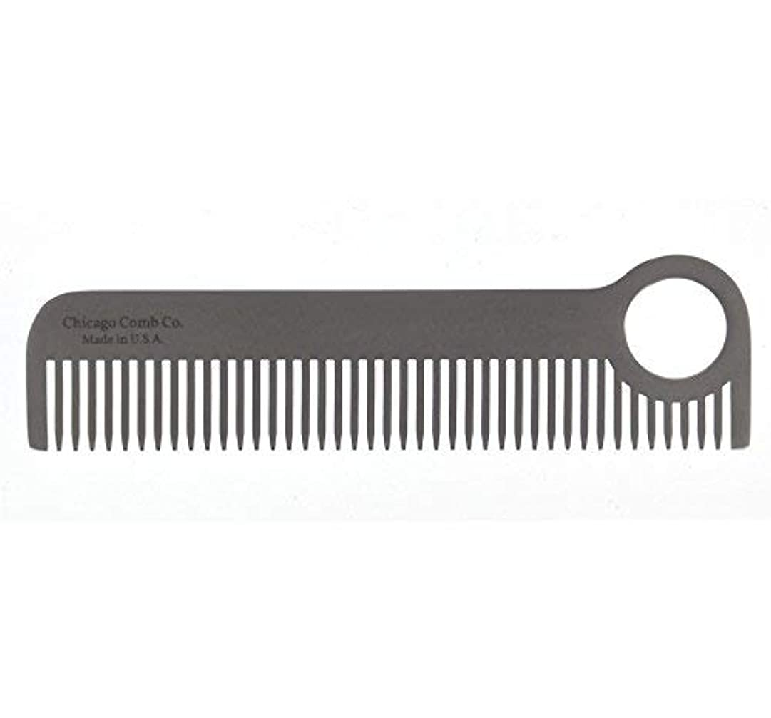 Chicago Comb Model No. 1, Matte Comb, 1.7 Ounce [並行輸入品]