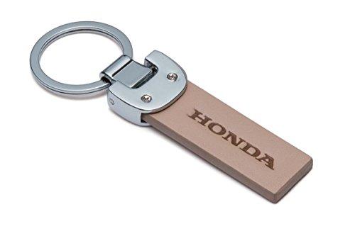 Honda(ホンダ) レザーキーリング ベージュ サイズ 0...