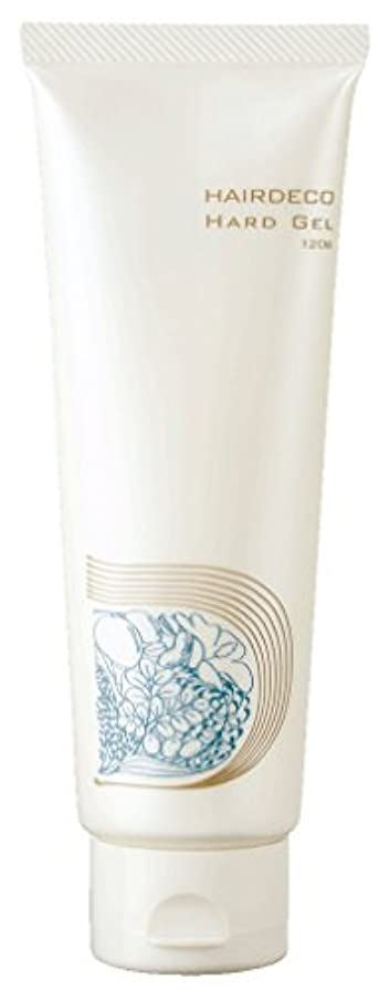 祝福する円形スカープヘアデコジェル(ハード)120g