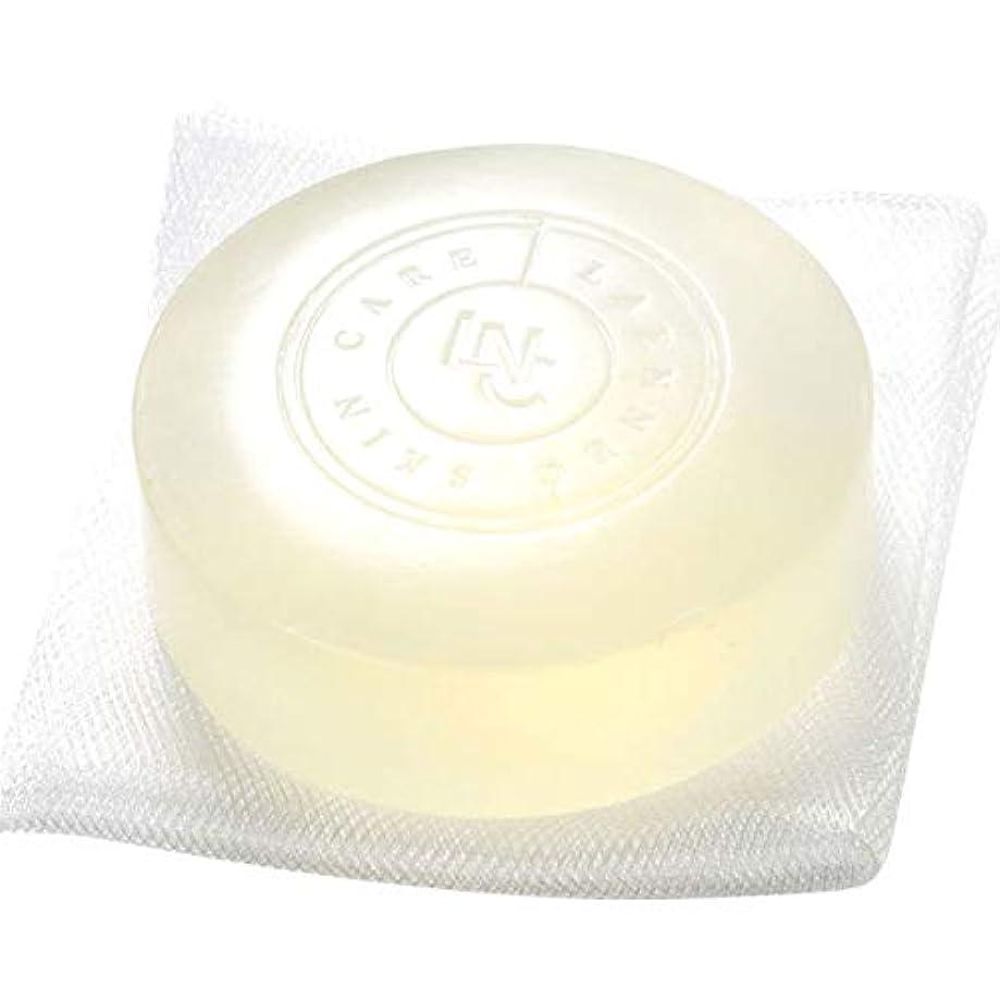 リール推論透けて見える日本生物製剤 LNCソープ ふつう 100g
