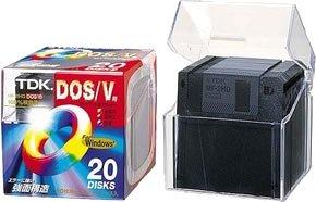 TDK 3.5インチ フロッピーディスク DOS/Vフォーマ...