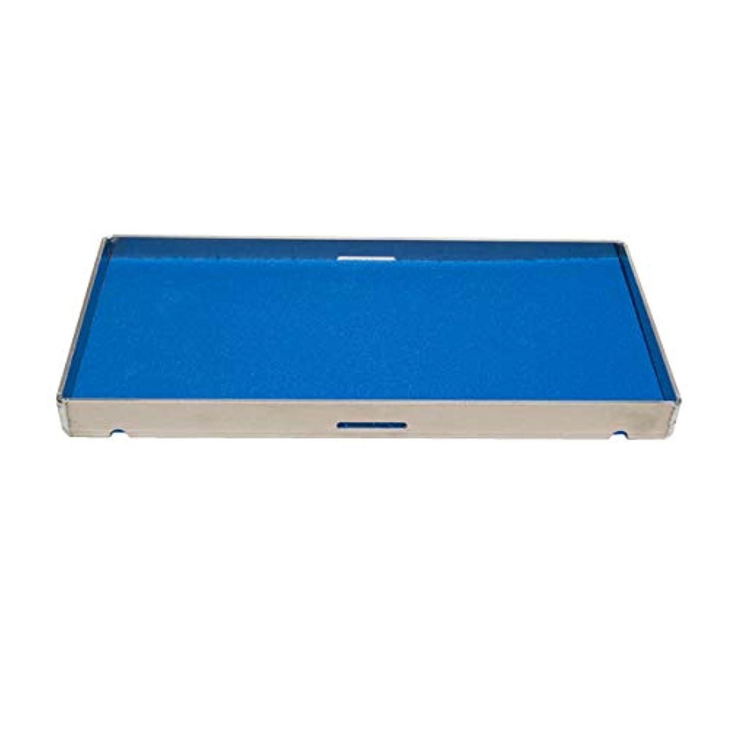 高価な適切な折るリチビー(Lithi-B)バッテリー専用中型トレイ(アルミ製)