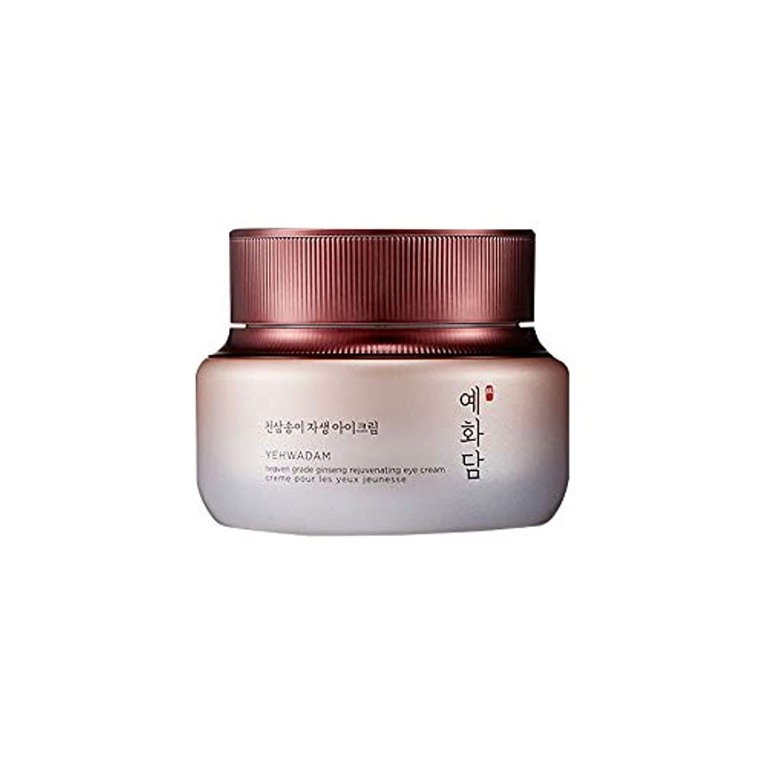 湿った夏脈拍[ザフェイスショップ]The Faceshop YEHWADAM天参松栮自生アイクリーム 25ml The Faceshop YEHWADAM Heaven Grade Ginseng Regenerating Eye...